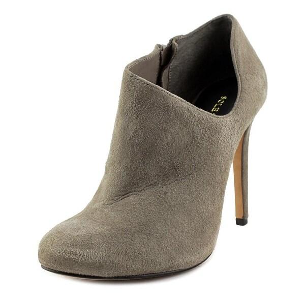 Sole Society Helena Women Gray Boots