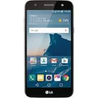 LG X CHARGE 16GB Unlocked Smart Phone - Black