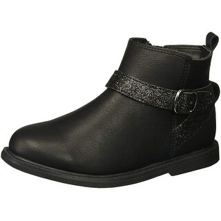 Carter's Girls nancy 2 Ankle Zipper Snow Boots