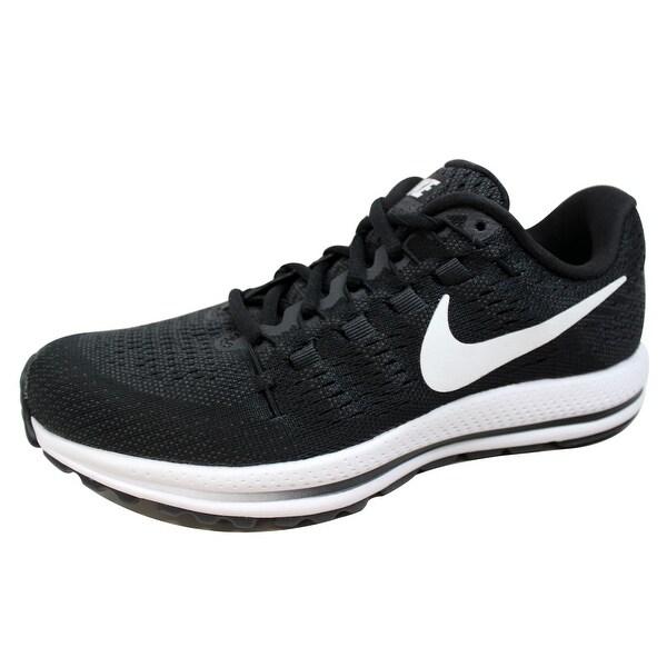 Shop Nike Women's Air Zoom Vomero 12 BlackWhite Anthracite