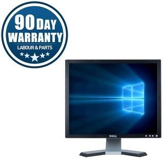 "Refurbished Dell E197FP 19"" LCD 1280 X 1024 - Black"
