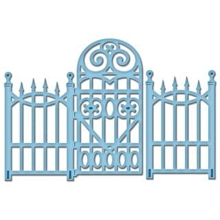 Spellbinders Shapeabilities Die D-Lites-Garden Gate