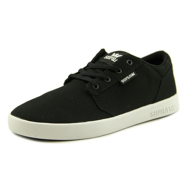 Supra Yorek Low Men Black-Wht Tennis Shoes