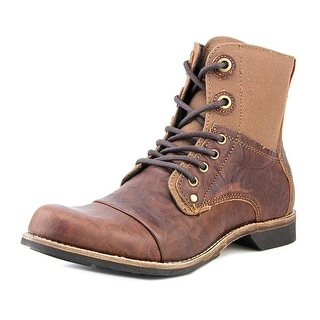 GBX Griff Men Cap Toe Leather Boot