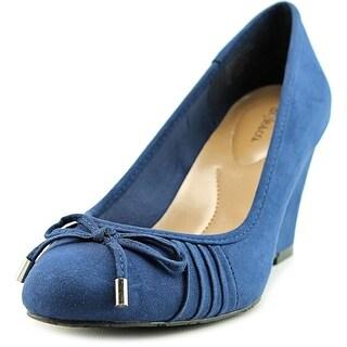 Style & Co Florah Women Open Toe Synthetic Wedge Heel