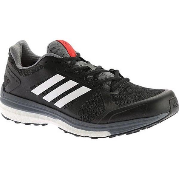 02ebbb4f7a51d adidas Men  x27 s Supernova Sequence 9 Running Shoe Core Black FTWR White