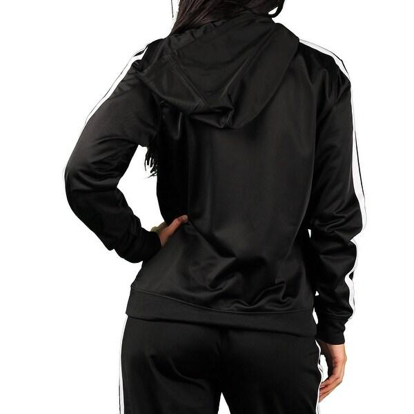 Ladies Vantage Knit Track Jacket