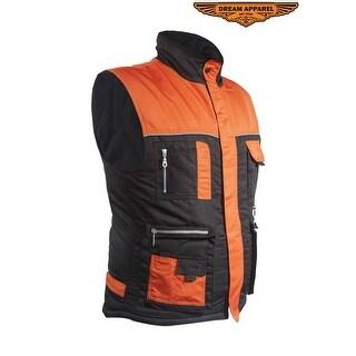 Mens Lightweight Cargo Vest Size S