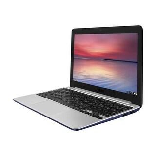 """Asus Notebooks - 90Nl0912-M00290 - 11.6"""" Quadcore 4Gb 16Gb Chrome"""