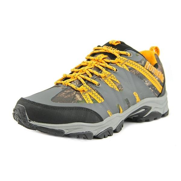 Northside Harrier Ltc Men Brown Camo Sneakers Shoes