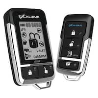 Excalibur AL18703DB  Remote Start 2-Way with 3D Motion