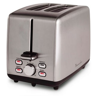 Professional Series 2-Slice Toaster Wide Slot Stainless Steel