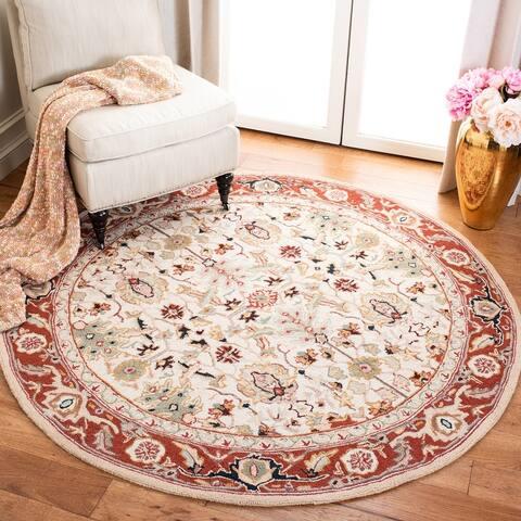 Safavieh Hand-hooked Chelsea Lexi Country Oriental Wool Rug