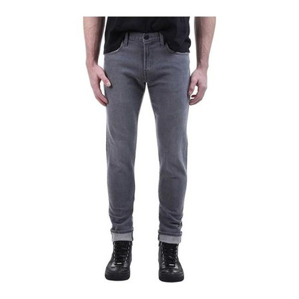 4ecde38c Shop J Brand Men's Tyler Slim Fit Jean in Grey Luna Grey Luna - Free ...