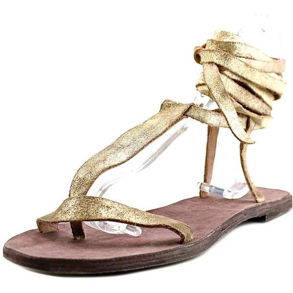 Free People Dahlia Women Open Toe Leather Gladiator Sandal