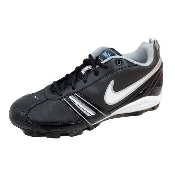 Nike Women's Fastpitch Keystone Black/White 317236-011 Size 9