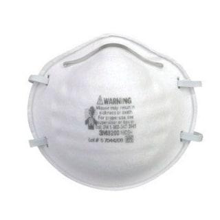 3M 8200HC3-C Tekk Respirator Particulate, #N95, Per Bag 2