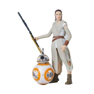 Star Wars The Force Awakens Rey and BB8 Black Series Set