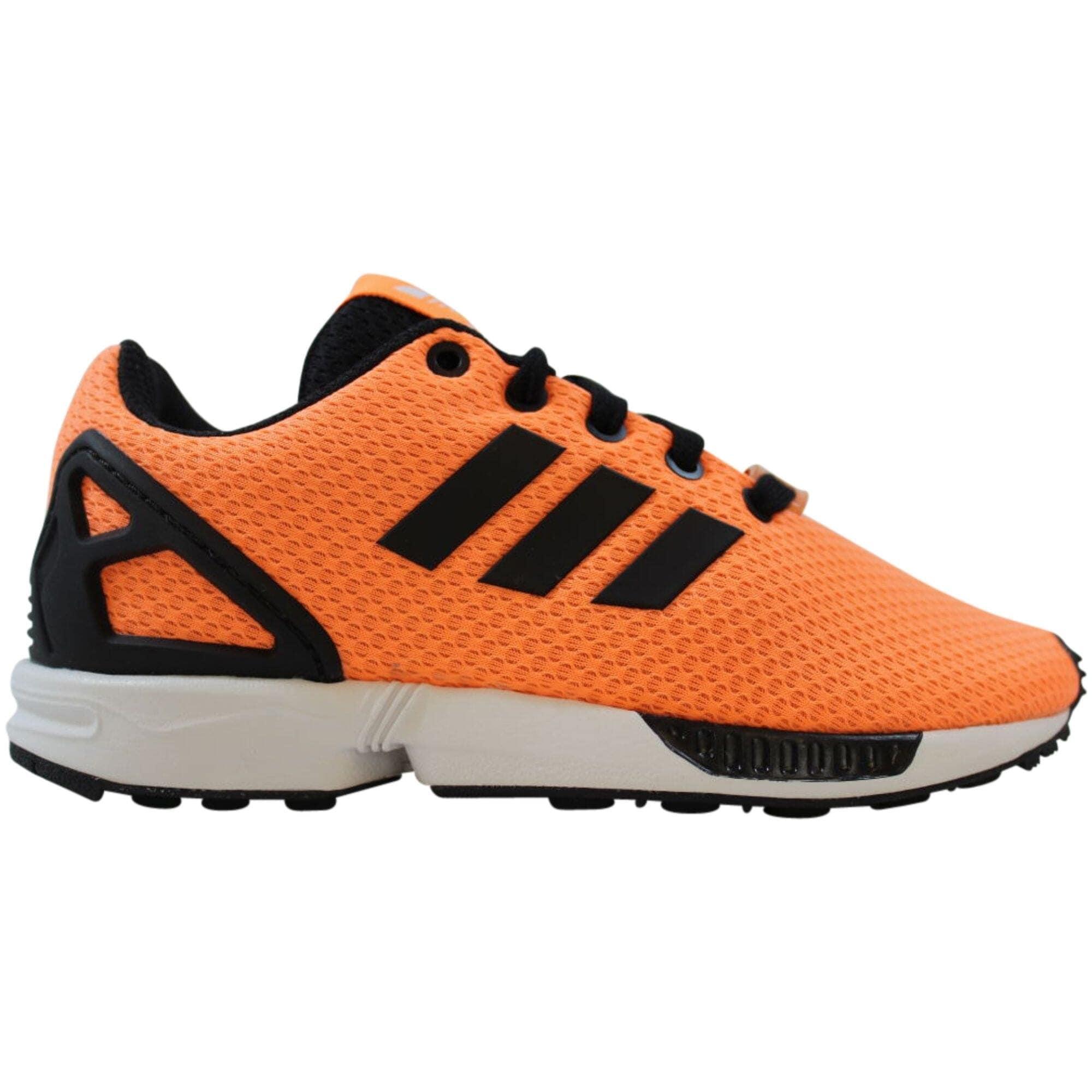 Adidas ZX Flux K Flag Orange/Core Black-Footwear White M19388 Toddler