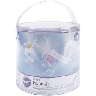 Favor Kit Makes 24-Goblets