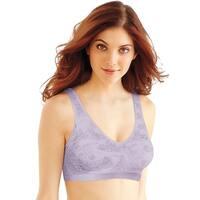 Bali Comfort Revolution® ComfortFlex Fit® Shaping Wirefree Bra - Size - S - Color - Amethyst Quartz Floral