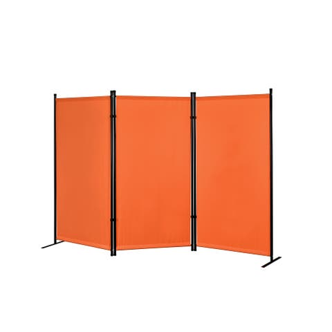 Proman Products Galaxy Indoor/ Outdoor 3-panel Room Divider