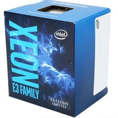 Intel Corp. Bx80662e31220v5 Xeon Processor E3 1220 V5