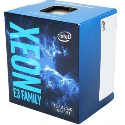 Intel Corp. Bx80662e31240v5 Xeon Processor E3 1240 V5