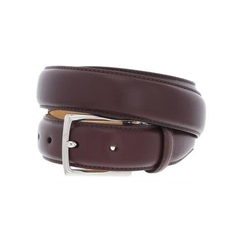 Cole Haan Mens Dress Belt Leather Business - Cordovan - 42