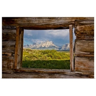 """""""Room with view"""" Poster Print"""