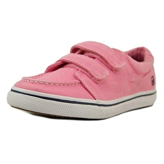 Sperry Top Sider Hallie H&L EW Round Toe Canvas Sneakers