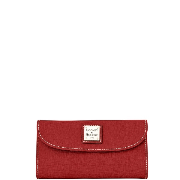 Dooney & Bourke Saffiano Continental Clutch (Introduced by Dooney & Bourke at $128 in )