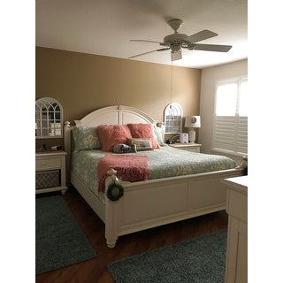 Laura Ashley Brompton Serene Reversible Cotton Quilt Set Overstock 9818154