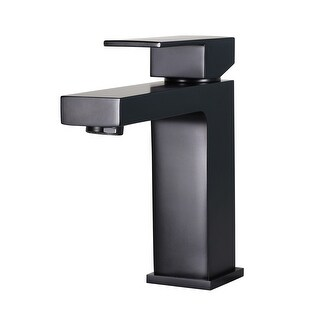 Link to Matte Black Single Hole Bathroom Sink Vessel Faucet Similar Items in Faucets