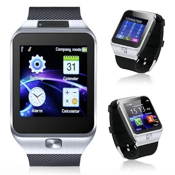 b4c4da5a3a Shop Indigi® iOS or Android Bluetooth Sync SmartWatch + Phone w ...