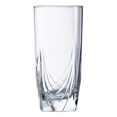 Luminarc Ascot 16.5 Ounce Cooler Glass, Set of 4