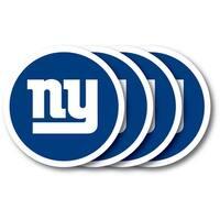 New York Giants Coaster 4 Pack Set
