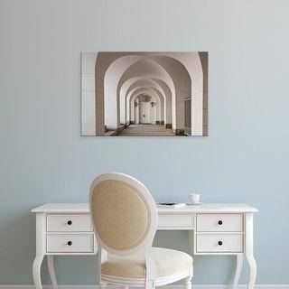 Easy Art Prints Walter Bibikow's 'Arches Ii' Premium Canvas Art