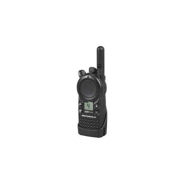 Motorola CLS1410 Professional Two Way Radio w/ LCD Display & Two Year Warranty