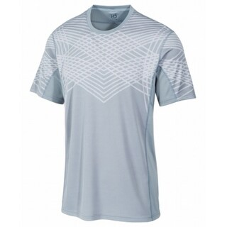 Ideology NEW Gray Mens Size Medium M Shirts & Tops Athletic Apparel