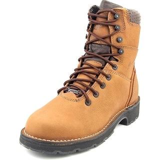 """Danner Workman GTX 8"""" Men Steel Toe Leather Work Boot"""