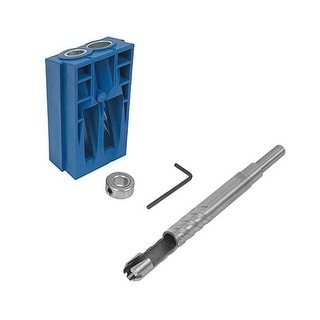 Kreg KPCS Custom Pocket Hole Plug Cutter - Blue