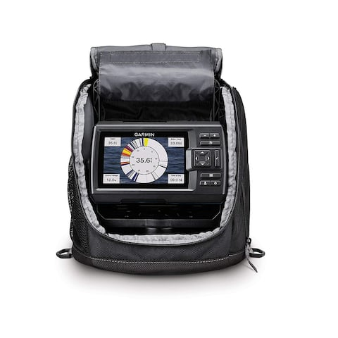 Garmin STRIKER Plus 5CV Fishfinder with GT8HW-IF Transducer