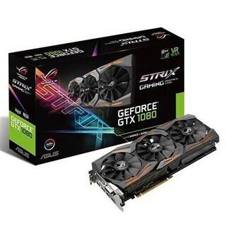 Asus - Strix-Gtx1080-A8g-Gaming - Geforce Gtx1080 8Gb Gddr5x