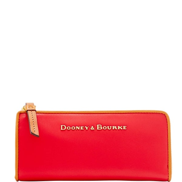 Dooney & Bourke City Zip Clutch Wallet (Introduced by Dooney & Bourke at $158 in Apr 2016)