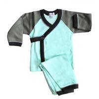 Loralin Design BWA12 Boy Wrap Outfit, 12-18 Months