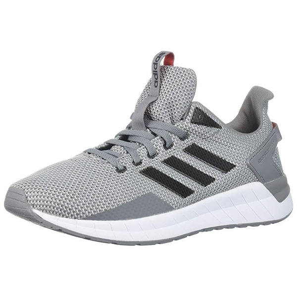 wholesale dealer 6e928 aa198 Shop Adidas Mens Questar Ride Running Shoe ThreeCore BlackGrey Two, 10 M  Us - Free Shipping Today - Overstock - 24264672