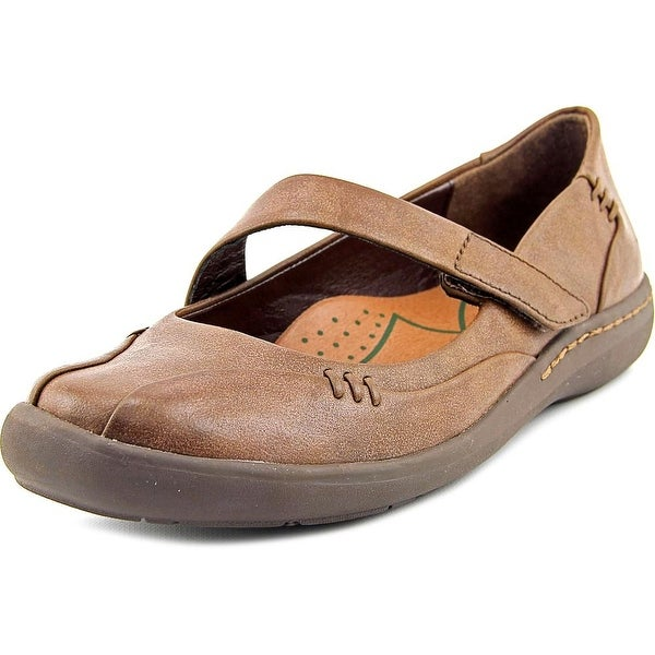 Baretraps Landon Women Round Toe Synthetic Brown Mary Janes