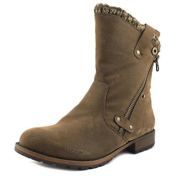 Hokus Pokus Roosevelt Women Brown Boots