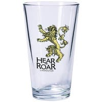 Game Of Thrones Lannister Pint Glass - Multi